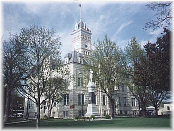 Clay County Courthouse